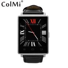 Neu! colmi smartwatch vs106 bluetooth sync gps wifi 1g ram + 8g rom mtk6580 schieben app lifewaterproof uhr gesundheit moniter smartwatch