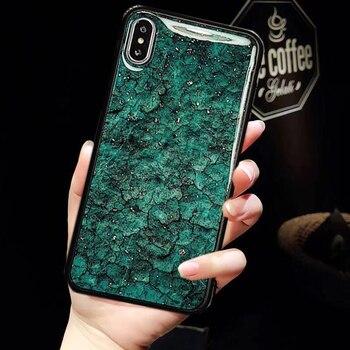 Platinum Marble iPhone Xs Case