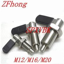 SPXVBK12 SPXVBK16 SPXVBK20 Индексации плунжеров с ручкой L M12 M16 M20