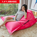 Modern Beanbag Sofa Living Room Furniture Sofas Bean Bag Chair For Living Room Fashion Leisure Rose Red Bean Bag Sofas