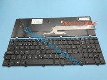 新チェコ/スロバキアキーボード Dell の Inspiron 15 3565 3567 5557 5566 の Vostro 15 3565 3568 チェコキーボードなしバックライト