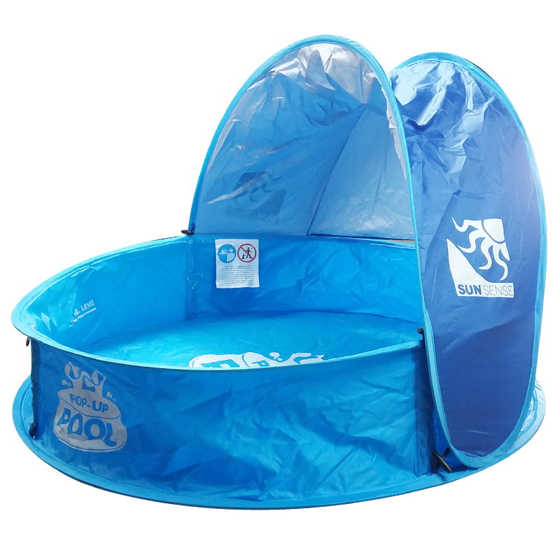 Kids water play pool waterproof material Playing with sand play ball Children's swimming pool