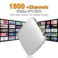 Arabic IPTV Europe Deutsch Iptv Sky UK Italy Stream IPTV Box Streaming Sever Stalker Middleware Better than Mag 250 Mag 254 Iptv