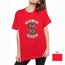 Riverdale Shirt Southside Serpents T-Shirt Womens shirt Jughead Jones tshirt Archie Andrews t Pops gift f