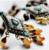 Tianshe cristal austríaco brincos vintage bohemia tassel brincos para mulheres, 004