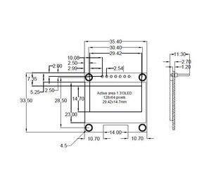 Image 3 - 10 Pcs NEW 2.54mm Pitch 2x20 Pin 40 Pin Female Double Row Long Pin Header Strip PC104