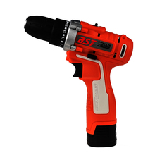 18V Lithium-ion Battery Cordless Electric Hand Drill Hole  Screwdriver Wrench Power Tool