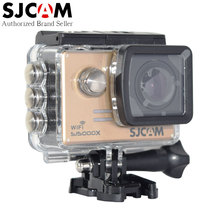Free Shipping! Orignal SJCAM SJ5000X 4K Elite Wifi Gyro Stabilizer Action Camcorder Waterproof Diving Outdoor Sport Video Camera