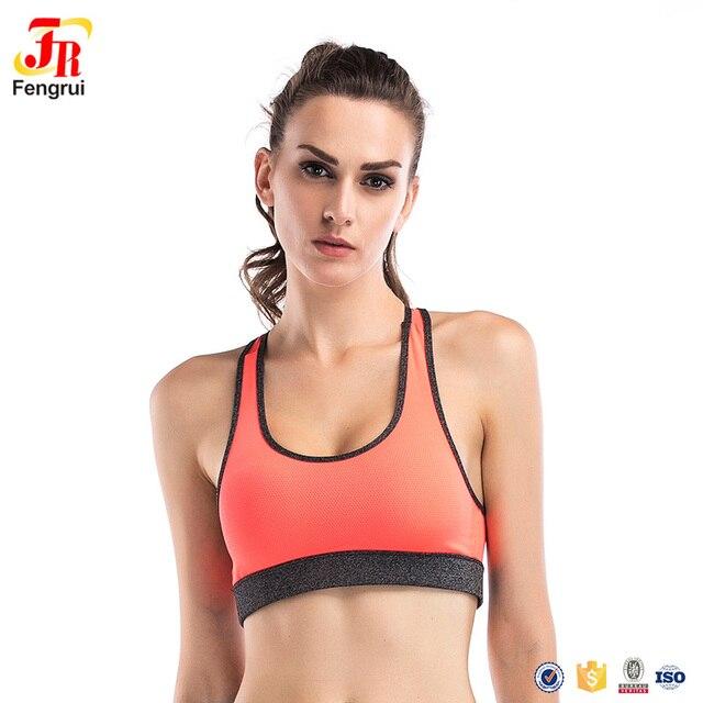 1a257e02e233e Cody Lundin 2017 womens yoga exercise bra fitness clothes tops light  support strappy free bra sports bra