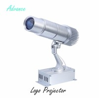 10W 12W 20W 40W Gobos Lens Logo Laser Projector Full Laser Pointer Shop Decoration Propaganda Welcome