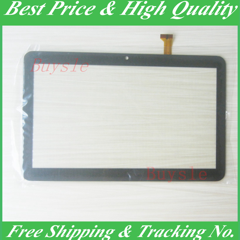 Black New 10.1 Tablet For texet TM-1057 Touch screen digitizer panel replacement Sensor Free Shipping new tablet pc texet tm 7857 3g glass sensor digitizer touch screen touch panel 300 l4541j c00