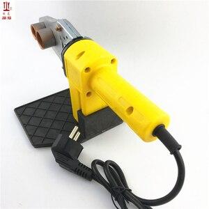 Image 4 - Jianhua máquina de solda, 1 conjunto de 220v 600w, tubos de plástico de aquecimento automático, ppr, pe, solda de tubos