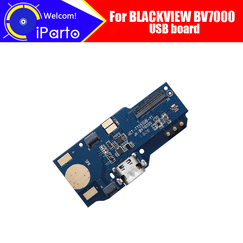 BLACKVIEW BV7000 Usb Board 100% Original New For Usb Plug Charge Board Replacement Accessories For BLACKVIEW BV7000 Cell Phone