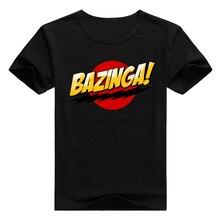Bazinga girlie shirt