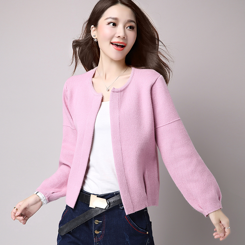 Womens Sweaters And Cardigans 2018 Autumn Winter Ladies Wool Sweaters Cardigans Feminino Knitted Elegant Cashmere Cardigans