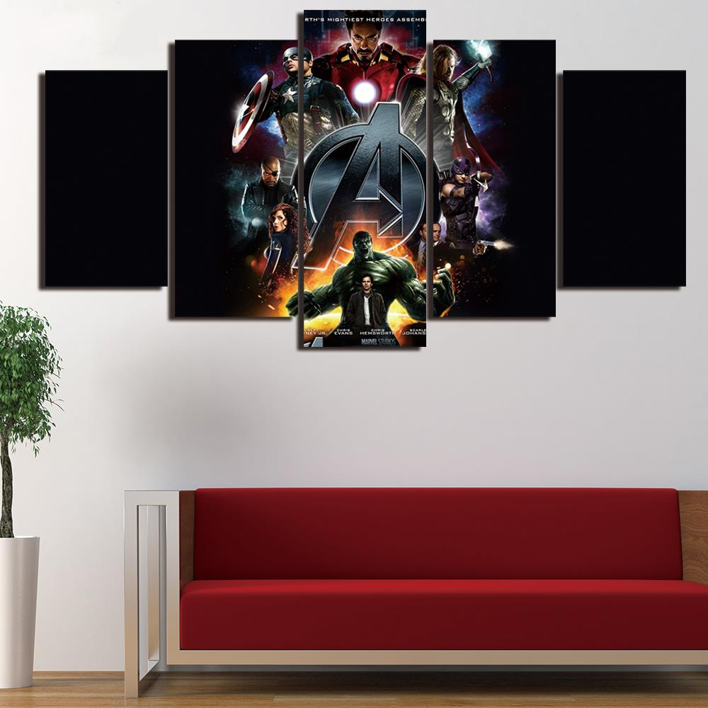 Marvel Bedroom Furniture Online Get Cheap Marvel Hulk Art Aliexpresscom Alibaba Group