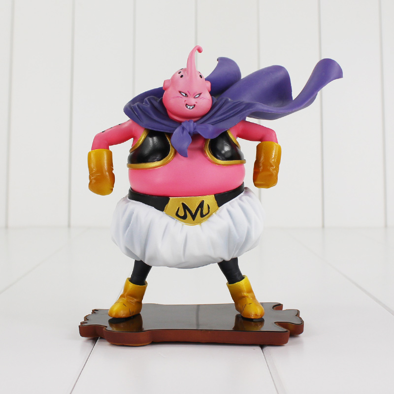 15cm Face changable Anime Dragon Ball Z Majin Boo Buu Dragonball PVC Action Figure Doll Model Toy кольца nina ricci nr 702070911100