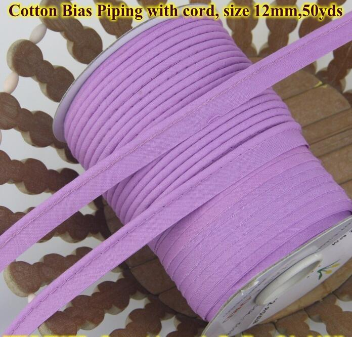 Aliexpress.com : Buy Free Shipping 100% Cotton Bias Piping