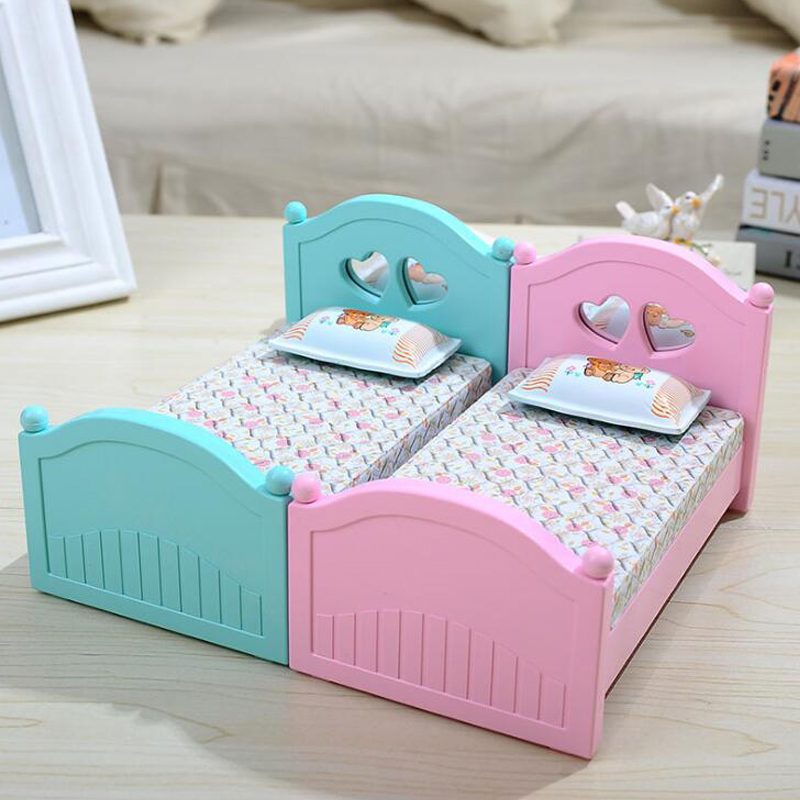 Interesting Music Box Mini Bed Design Creative Birthday Surprise Gift Ideas For Boyfriend Girlfriend Musicbox