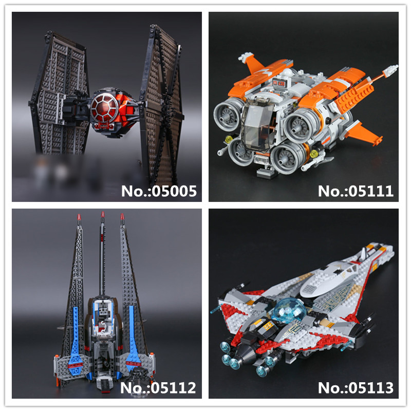 LEPIN 05005 special forces tie fighter 05111 The Jakku Quadjumper 05112 The Tracker Fighter 05113 The Arrowhead Building Block sean rayment tales from the special forces club