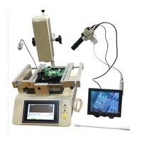 פיתון CCD מצלמה עם 8 inch צג עבור BGA LY CNC שולחן העבודה SMT עבודה 110 ס