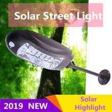 Светодиодный уличный светильник солнечный водонепроницаемый