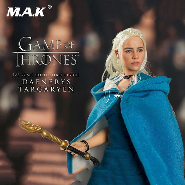 Full set 1/6 Scale Action Figure 3Z0018 Normal Ver. Daenerys Targaryen For Collections