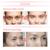 LANBENA Subiu Sacos de Soro Máscara de Olho Círculo Escuro Olho Eliminar Olhos inchados Linhas Finas Rugas Anti Envelhecimento Clareamento Da Pele Cuidados rosto