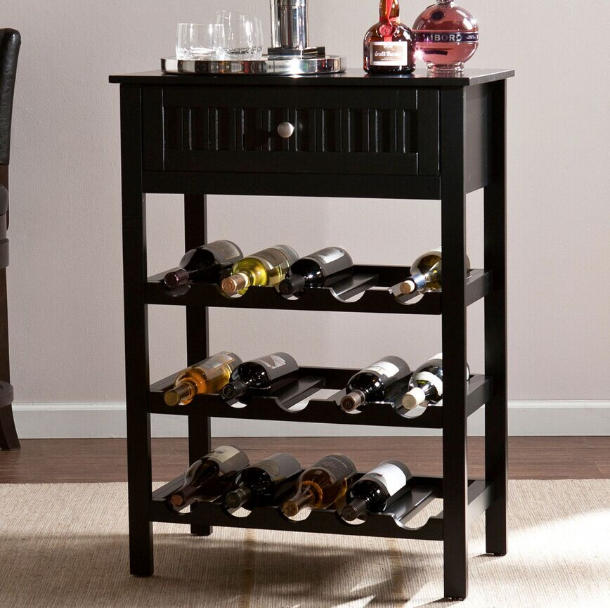 Online buy wholesale modern wood sideboard from china - Contemporary cabinet knobs wine locker ...