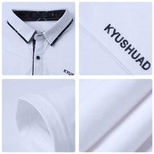 a91fedd1 ... ARCSINX 5XL Polo Shirt Men Plus Size 3XL 4XL Autumn Winter Brand Men's  Polo Shirt Long ...