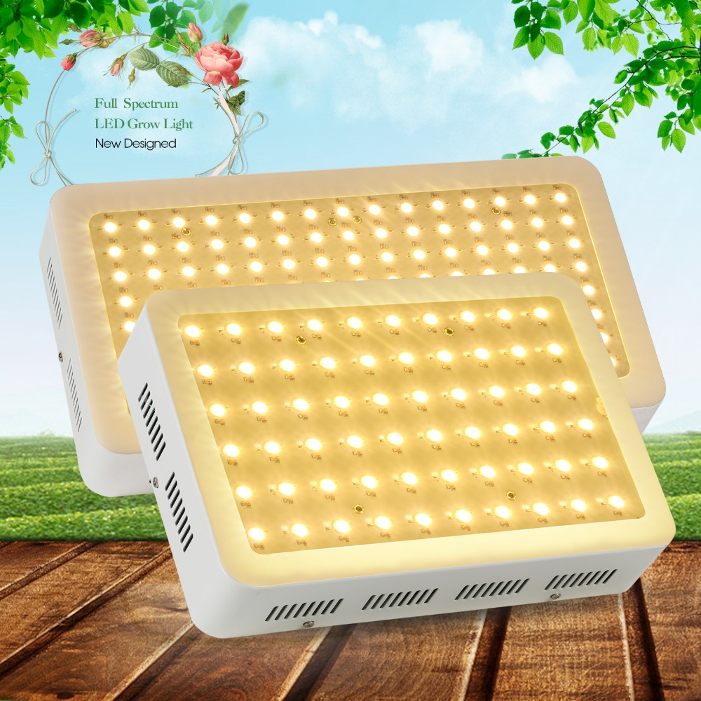 New arrival 5W series Full Spectrum 300/600W led grow lights for hydroponics indoor plants growth greenhouse Grow Tent box LED best full spectrum 300w led cultivate light for hydroponics greenhouse grow tent led lamp suitable for all plant growth 85v 265v
