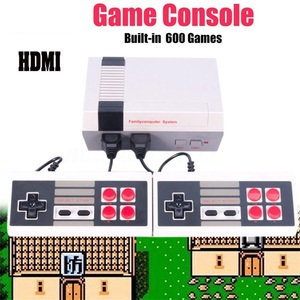 HDMI HD Home Video Game System Retro Classic Game Consoles Built in 600 Childhood Classic Games>