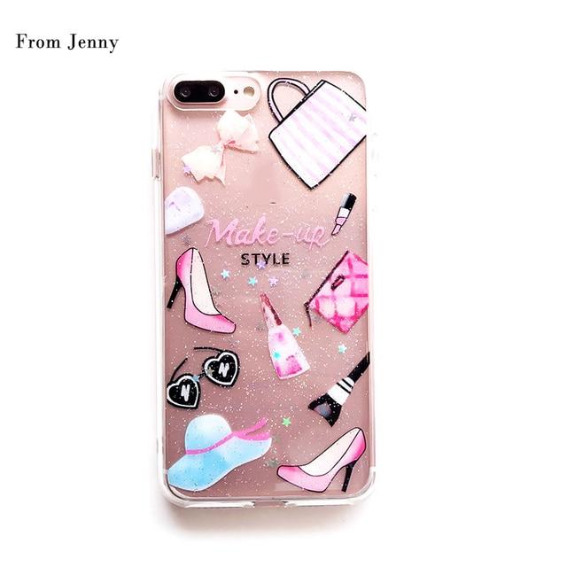 iphone 7 make up phone case