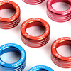 3PCS Air Condition Control Cover Circle Aluminum Knob Sticker Fit For Subar BRZ Outback Toyota 86 review