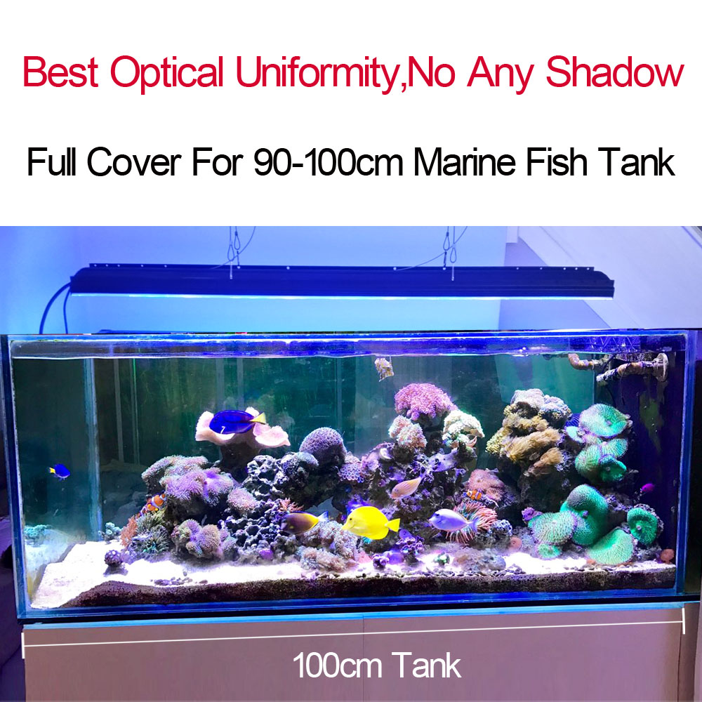 Reef Aquarium Led Lighting Fish Tank Light Marine Aquarium Led Dimmable Light Animalerie Eclairage, Galeries