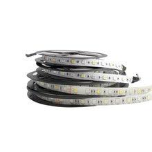 DC 12 V Светодиодный свет SMD 5050 RGBW RGBWW Водонепроницаемый 5 M 60 Светодиодный/M DC12V гибкий светодиодный полосы неоновая лента ламповый диод
