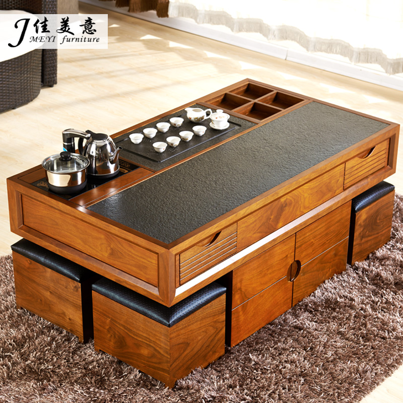 Free Shipping Acrylic Night Stands Modern Coffee Tables Contracted Living Room Furniture Tea
