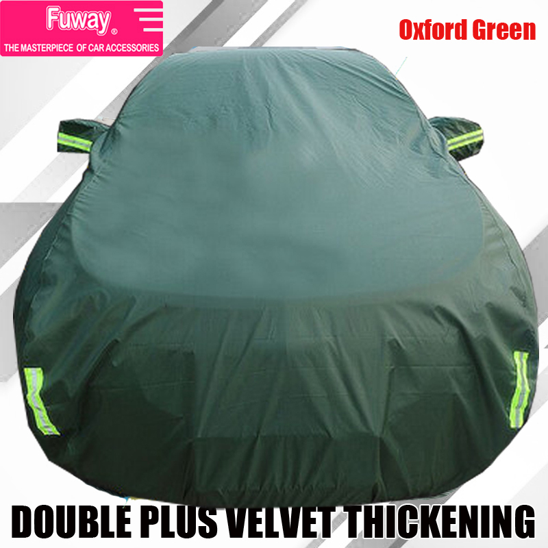 Free Shipping!Car Cover Anti UV Scratch Snow Rain Sun Frost Dust Resistant Cover Waterproof For Mini Cooper All Weather Suitable