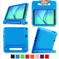 """EVA Super Protection Kids Friendly Cover Handle Stand Cover Case for Samsung Galaxy Tab A 9.7"""" T550 T555 P550 P555 tablet+Stylus"""