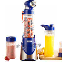 ABS + stainless Household Vacuum mixer portable juicer fruit juice machine mini wall breaker wall breaking machine 220v 300w 1pc