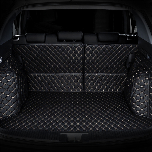 Mata Bagażnika samochodu cargo mat dla Toyota avensis Land Cruiser 200 150 Prado Toyota Verso EZ Reiz Mark X Korony yaris L