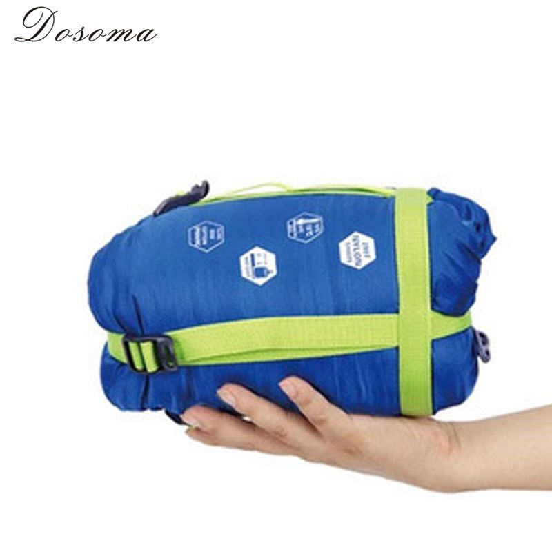 Outdoor Sleeping Bags Hiking Camping Bag Fabric Fleece Compression Equipment - DSM Sports Stores store