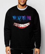 Autumn winter fashion tokyo ghoul streetwear hip hop hoodies