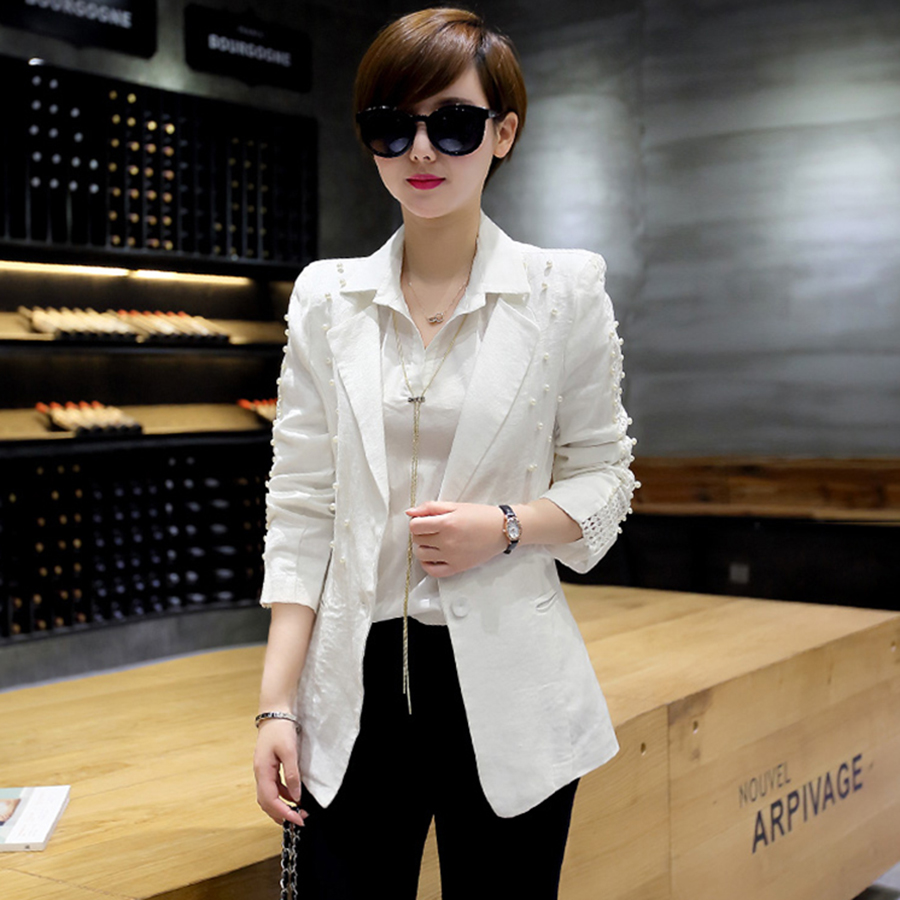 Casual Spring Autumn Jacket Women Blazer Elegante Ladies Suit Office Jaquetas Feminino Blazers And Jackets Casacos Tops 70N0467