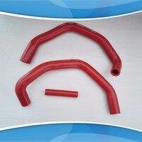 Para Rover Range L322 4.4 BMW M62 Silcone Tubos de Respiro Do Cárter só vermelho|crankcase breather pipe|breather pipes|crankcase breather -