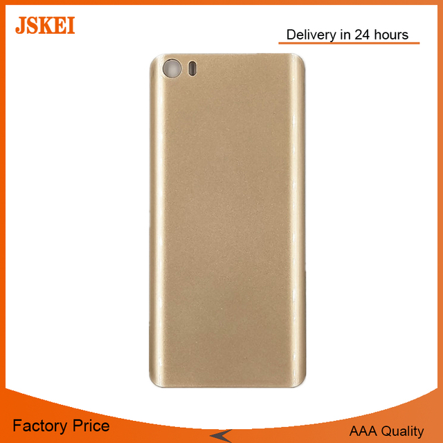 4f5405395 For Xiaomi Mi 5 Mi5 Back Cover Battery Door With Side Buttons White Black  Gold Replacement Parts High Quality Housing Case