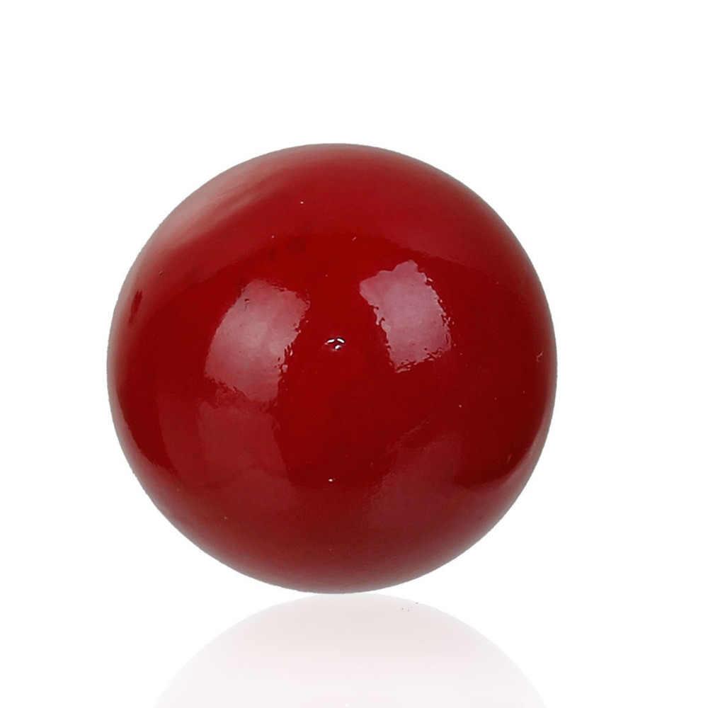 """Doreen b eads ทองแดงภาพวาดสีแดง Spacer ความสามัคคี Chime ลูกบอลพอดีเม็กซิกันแองเจิล Calle (ไม่มีรู) รอบประมาณ 18 มิลลิเมตร (6/8 """") ขนาดเส้นผ่าศูนย์กลาง, 1 ชิ้น"""