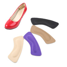 High Heels Accessories Sponge Shoe Insole Foot Care Massage Insole Inserts For Shoes Accessories Cushion Heel