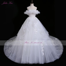 JULIA KUI Ball Gown Wedding Dresses Bride Dress