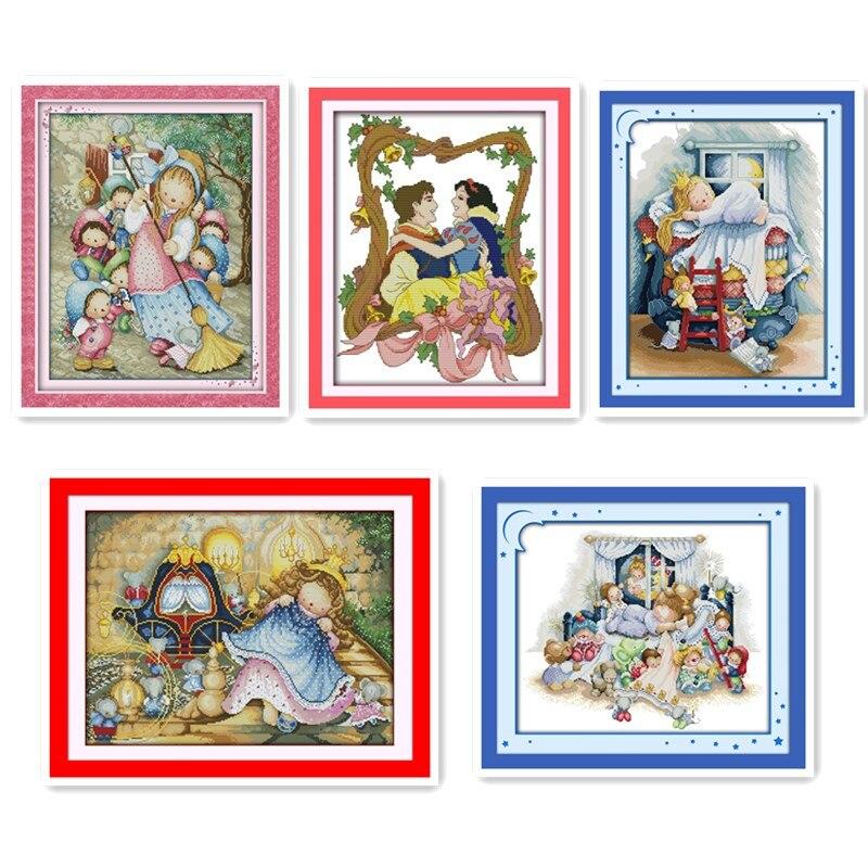 Großhandel cinderella cross stitch Gallery - Billig kaufen ...